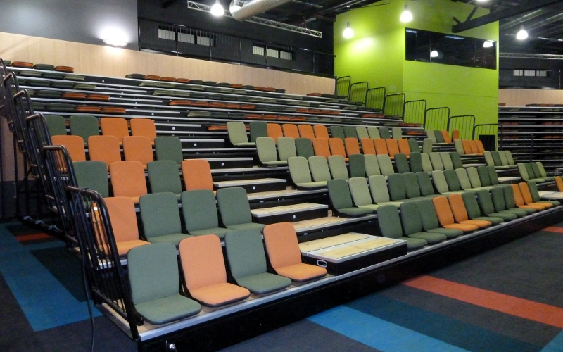 Retractable Seating   Auditorium & Arena Seating   Starena Group