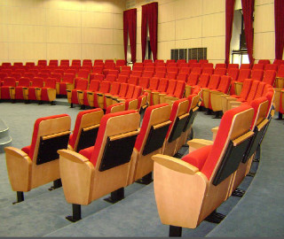 Permanently Seated Areas | Educational Seating