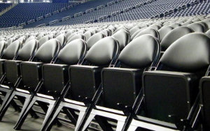 House of Worship: Portable Stadium Tiered Seating