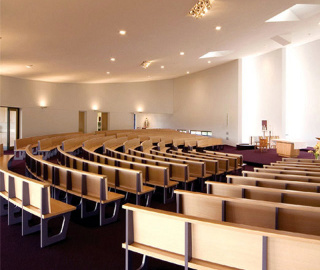 Pew Seating | House of Worship Seating