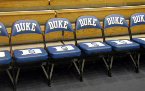 Duke: Portable Interlocking Seating
