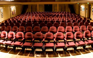 Auditorium Seating: Portable Interlocking Seating