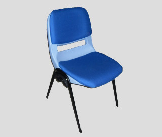 LS-418B Padded Specifications | Portable Interlocking Seating