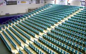 Stadium Southland: Portable Seating