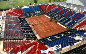 Tennis Australia: Portable Stadium Tiered Seating