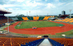 XIV Commonwealth Games: Portable Stadium Tiered Seating
