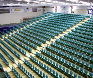The Invercargill - Tiered Stackable Seating Modules | Portable Stadium Tiered Seating