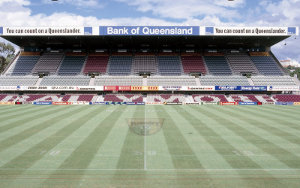 Ballymore Oval: Stadium Seating