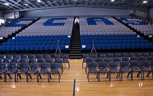 Central Coast Adventist School: Auditorium Seating