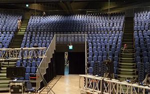 City Harvest Church, Singapore: Grandstand Seating