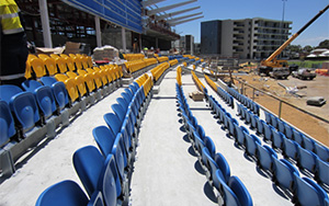 Claremont Football Club WA: Stadium Seating