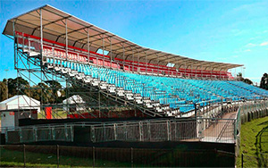 F1 Melbourne: Grandstand Seating
