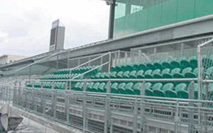 Indianapolois 500: Stadium Seating