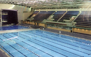 National Aquatic Centre Dublin: Stadium Seating