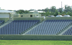 Olympic Equestrian Centre: Stadium Seating