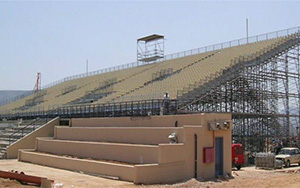 Olympic Games, Athens Greece 2004: Grandstand Seating