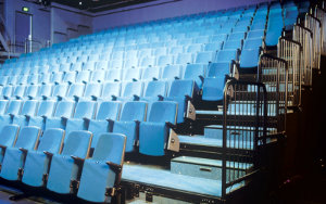 Powerhouse Theatre: Retractable Seating