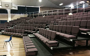 Rosebank College: Auditorium Seating