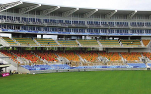 Sabina Park, Jamaica: Stadium Seating