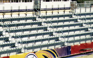 San Diego University: Stadium Seating