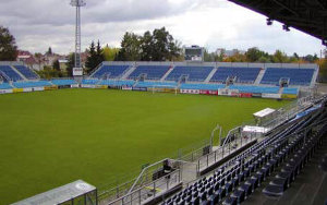 SK Ceske Budejovice Stadium Czech Republic: Stadium Seating