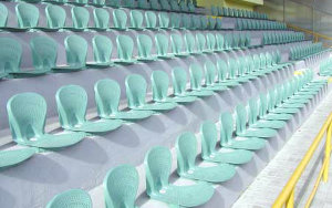 SK Prachatice Czech Republic: Stadium Seating