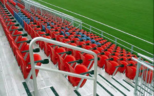 St John's University New York: Stadium Seating