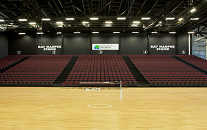 Stadium Southland, Invercargill, NZ: Multi Purpose & Gymnasium Seating