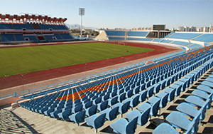 Suez Stadium: Stadium Seating