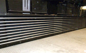 Sydney Catholic College: Retractable Seating