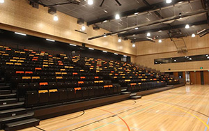 Waverley Christian College: Performing Arts, Auditorium & Theatre Seating