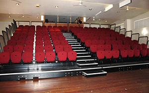 Wyong Drama Group: Multi Purpose & Gymnasium Seating