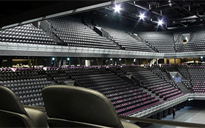 Ziggo Dome, Amsterdam: Stadium Seating