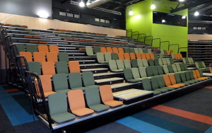 Anderson Creek: Retractable Seating