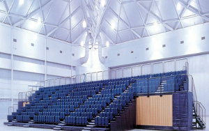 Brisbane Convention Centre: Retractable Seating