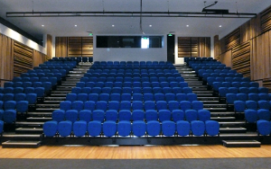 Emmaus College: Retractable Seating