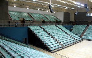 Lora Arena: Retractable Seating