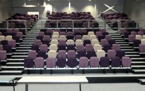 St. Monica's College: Performing Arts, Auditorium & Theatre Seating