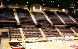 Wollongong Entertainment Centre: Retractable Seating
