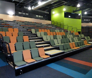 Accessories & Finishes | Retractable Seating