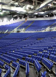 O2 Arena Dublin: Retractable Seating