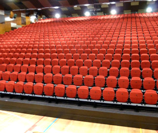Retractable Seating | Auditorium & Arena Seating