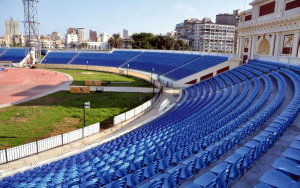 Alexandria Stadium Egypt: Stadium Seating