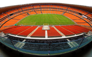 Soccer City Johannesburg: Stadium Seating