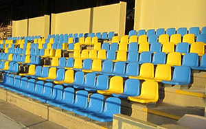 Perry Park Brisbane , Qld: Stadium Seating