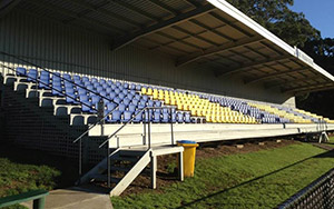 Pluim Park Central Coast : Stadium Seating