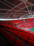 Wembley Stadium: Stadium Seating